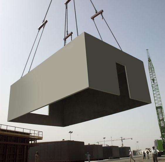 ความพิเศษของ Precast concrete ที่อาจไม่เคยรู้
